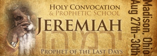 Jeremiah 2015 Convocation