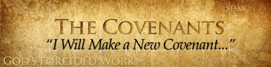 God's Foretold Work (Online Bible Study)